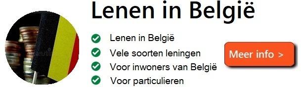 Geld lenen in Belgie via online-lening.net