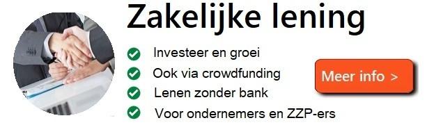 Een zakelijke lening afsluiten via online-lening.net